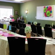 Personal Event Space