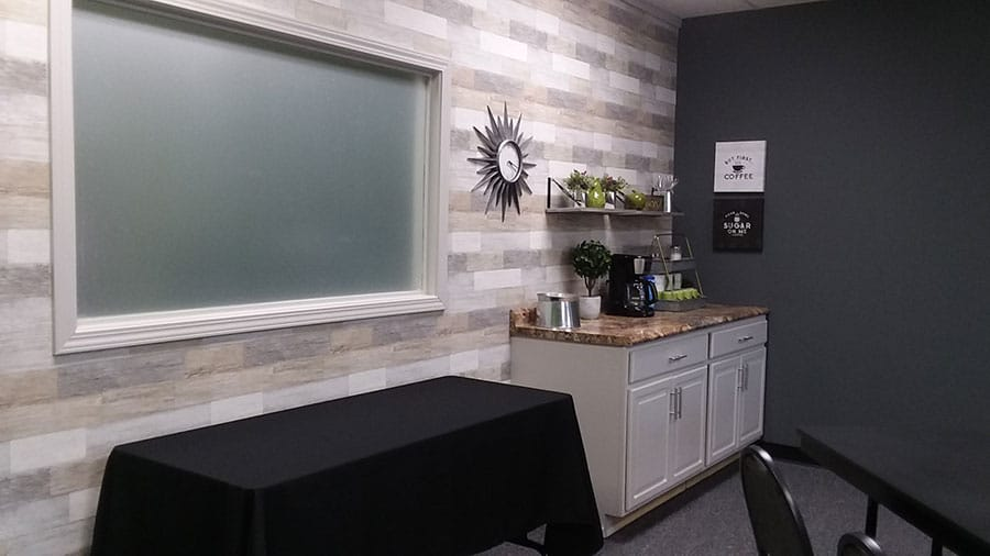 Ellisville Event Space Coffee Station
